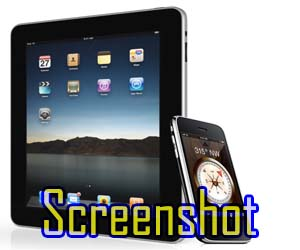 how to take a screenshot in iPhone